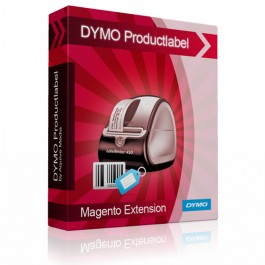 DYMO Magento Product Labelprint Extension