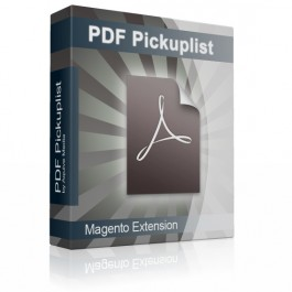 PDF Pickup List Extension