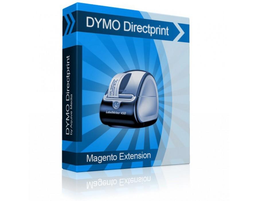 Magento 2 - DYMO LabelWriter Order Address Directprint